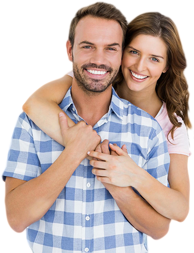 Happy Couple | Dentist Glenroy