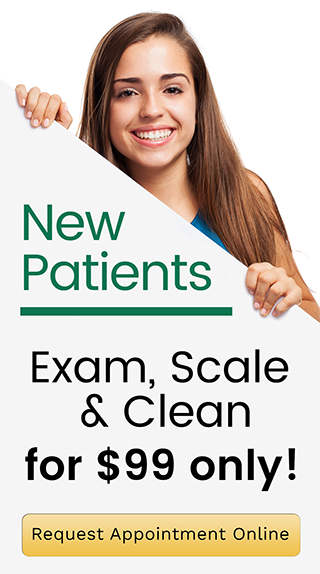 Exam Scale and Clean Dentist Glenroy