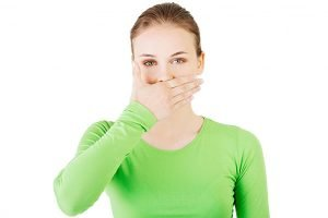 Curing Bad Breath at Home and in the Dental Office Dentist Glenroy